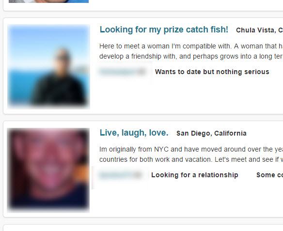 Online dating headline examples